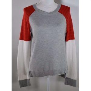 Trouve women's sweater size medium colorblock